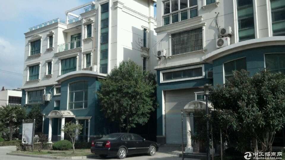 上海大学附近联排独栋精装办公研发厂房出售 可按揭