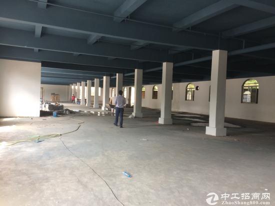 坪山大道旁 独院内外已翻新4500平  可分租