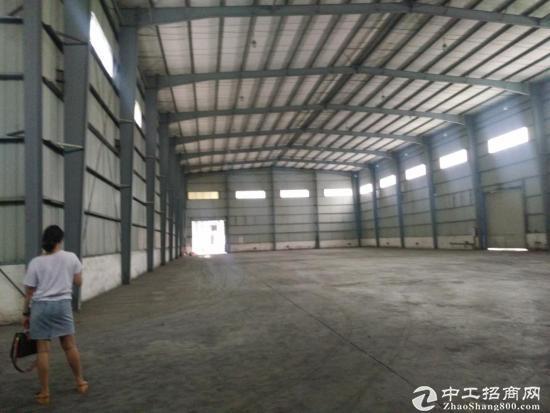 道滘外环路新出钢构滴水7.5米厂房,可做仓库,物流