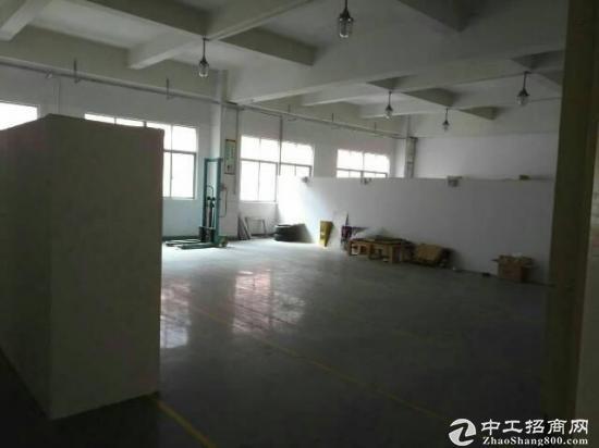 乌沙新出独门独院厂房5800平米位置好形象佳可分租