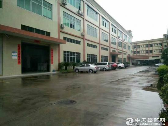 大润发附近新出楼上1400平米豪华装修电子厂房