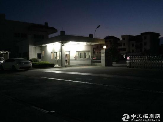 江门市带国有证红本厂房5万平米;大小可以分租;电量充足
