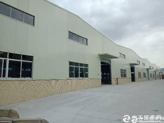 惠州独院钢构厂房6300平方可做污染行业