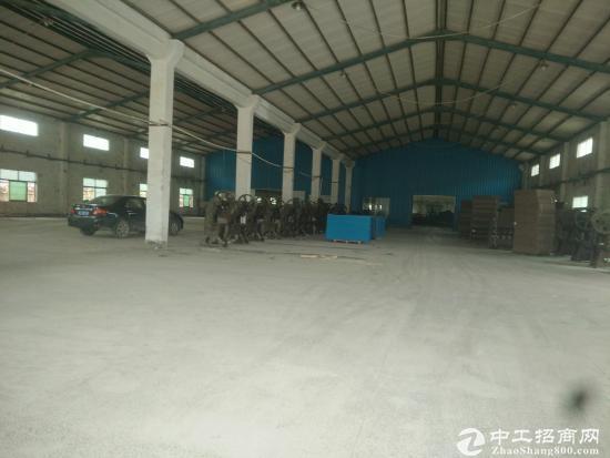 惠阳新圩约场博深高速路口原房东钢构厂房招租