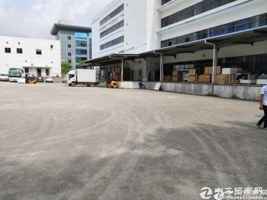 坪山石井6米高一楼标准厂房1800平22含税