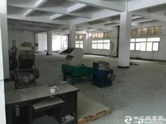 惠州市惠城区新出楼上2500平标准厂房出租租金