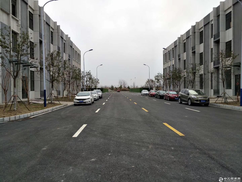 联东U谷·六安智造产业园·高标准厂房