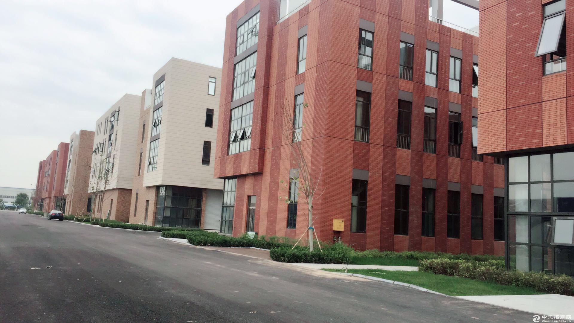 可注册环评 生产制造 办公 研发 可按揭贷款 7.2米层高