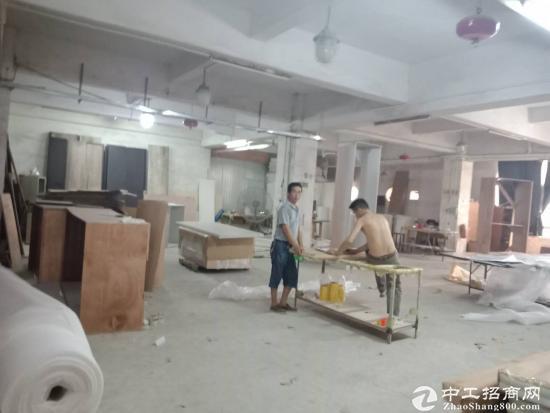 东莞市厚街镇家具之都独院厂房13000平方出租,全新升级环保设备