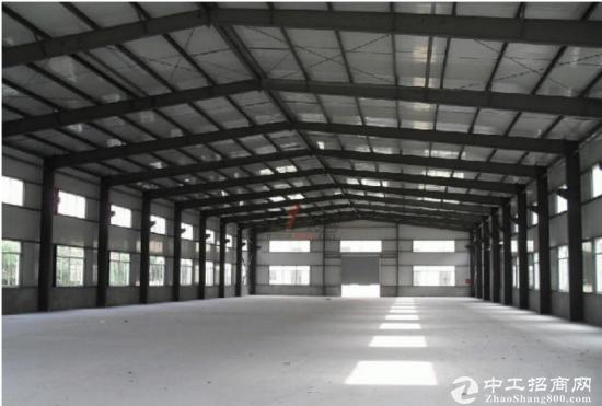 形象好价格便宜,新和单一层钢构1500方厂房招租