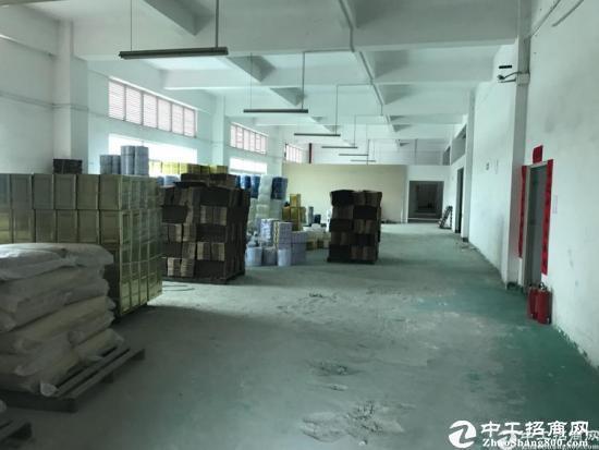 惠州市惠城区新出楼上2700平标准厂房出租租金