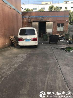 厚街镇河田大道园区单一层仓库厂房400平方,价格便宜