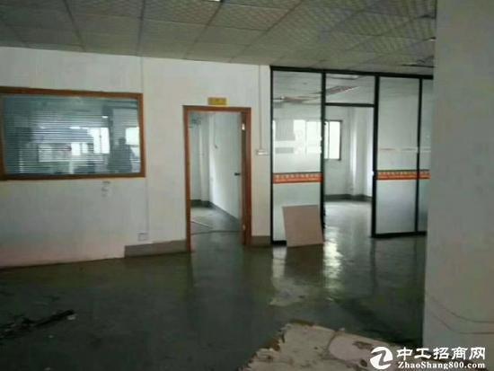 寮夏高渠东路旁独栋厂房楼上分租450方内形象设计规划合理