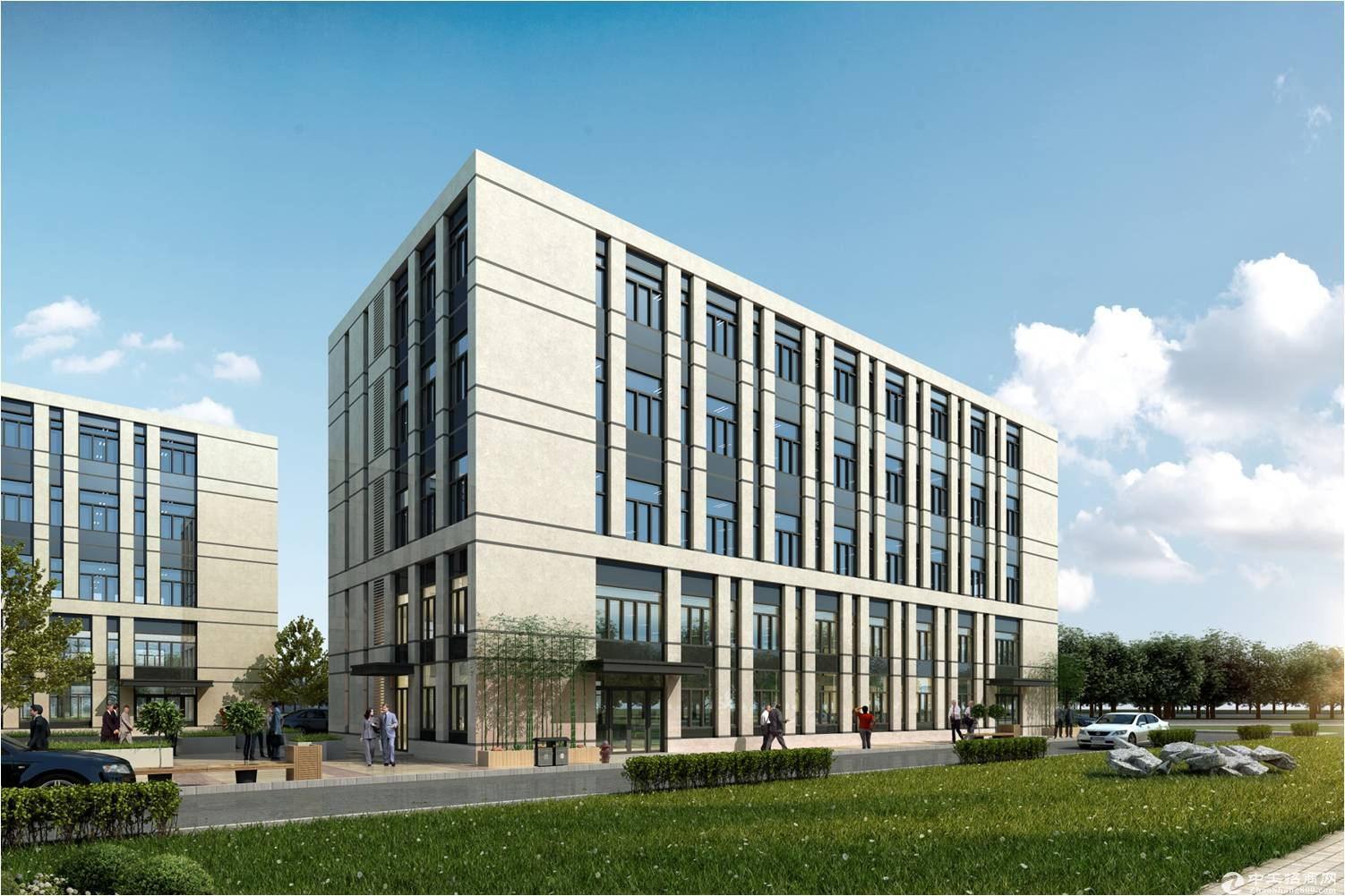 廊坊开发区标准化厂房均价7500元,首付5成,可贷款