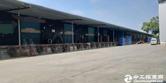 [厚街厂房]大型物流园仓库厂房招租,有标准卸货平台