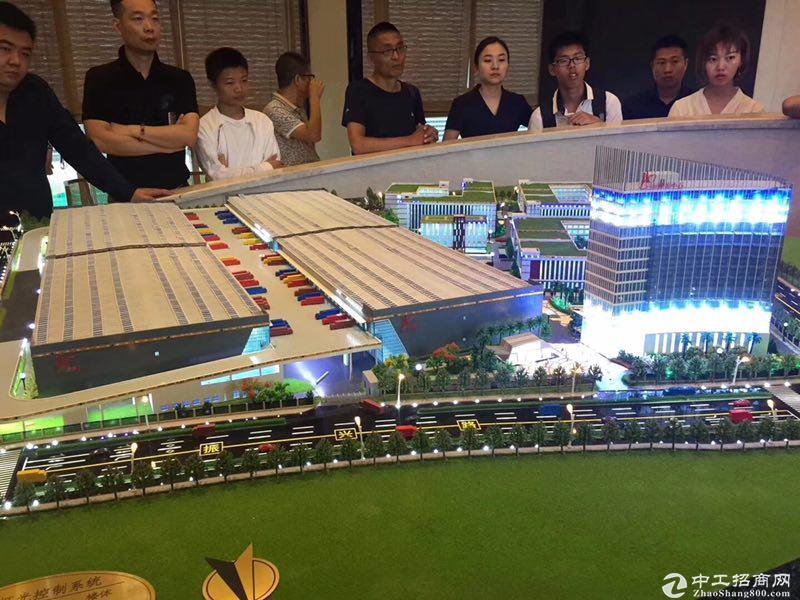 南宁 高薪区 科技园 厂房 可分割出售