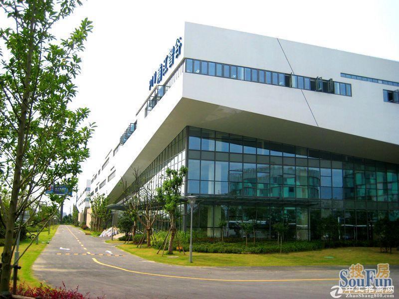 闵行工业区8号线旁50年4.6米全天恒温厂房出售