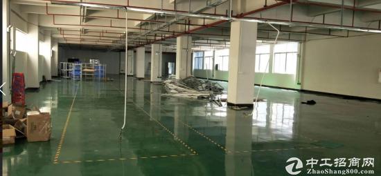 黄江现有一套新出的无尘车间出租,价格优惠