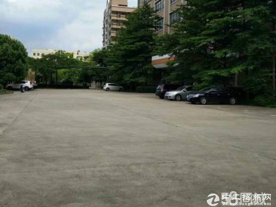 松岗南光高速口带红本厂房5万平米厂房招租