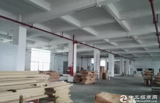 坪山 汤坑 第二工业区独门独院5800平方米厂房招租