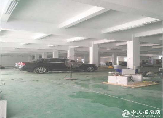 坪山石井工业区一楼1000平高5.5米带办公室装修