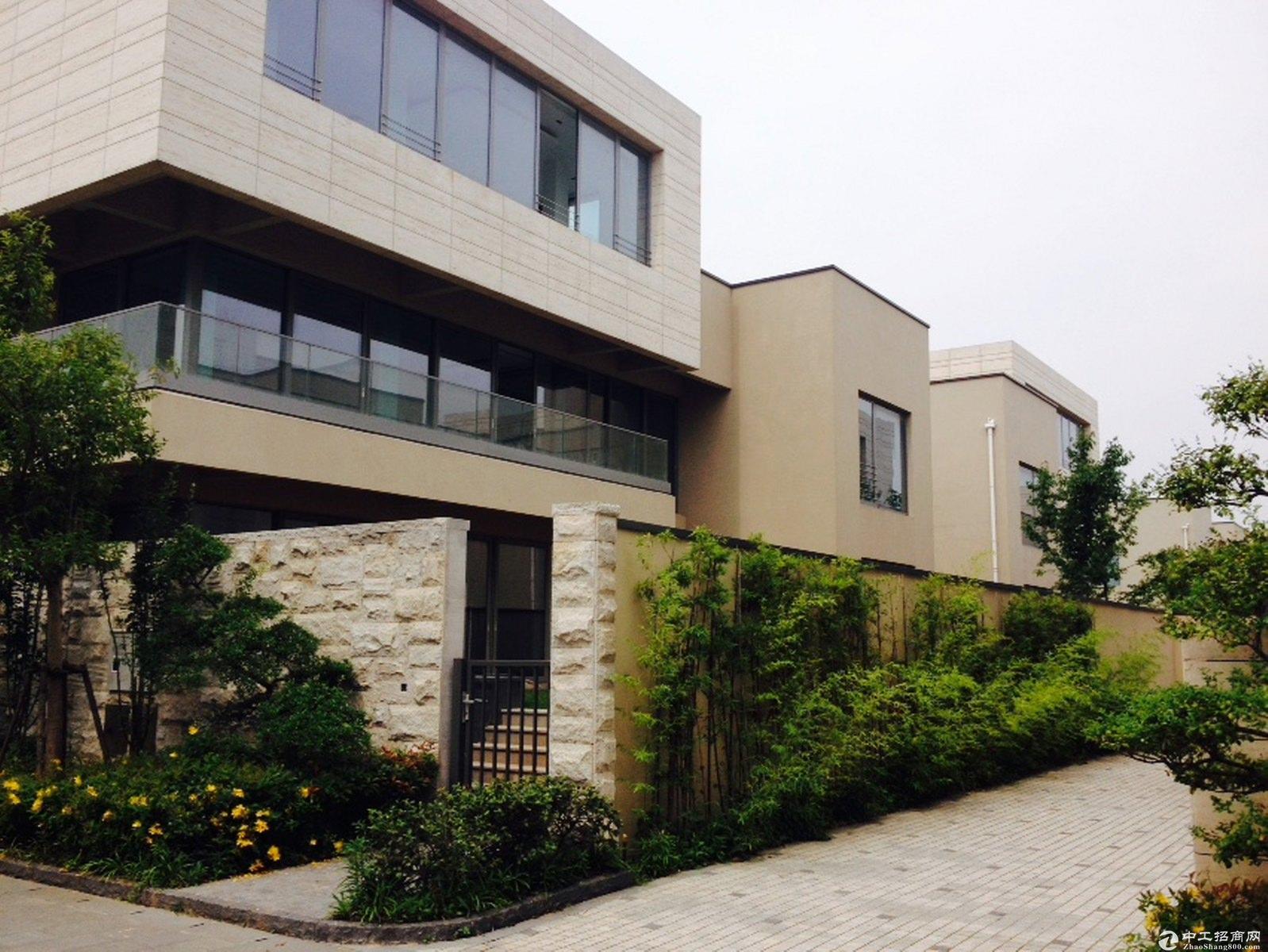 闵行浦江104板块绿证底层花园办公研发总部展厅诚售