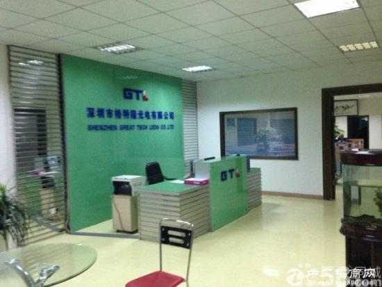 西乡黄田中信宝工业区d栋3楼1550平精装修-图3