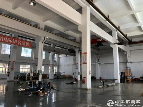 惠阳独院标准9米带牛角4500平单一层招租  可分租