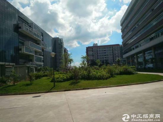 坪山原房东高端红本厂房1~7层16100平方高新首选之地