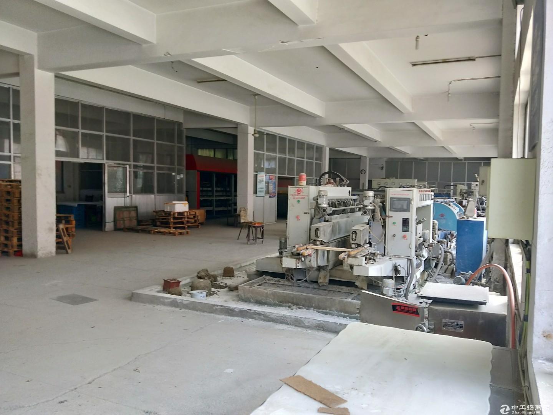 阳澄湖新出独栋单层厂房有一部2吨货梯金装修办公室