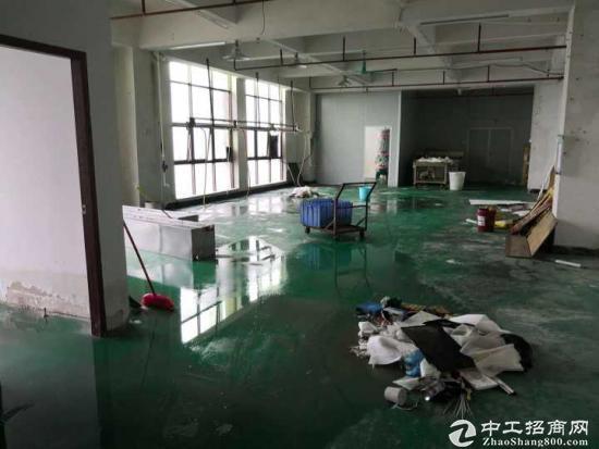 凤岗竹塘小面积组装加工厂房出租400平 带装修