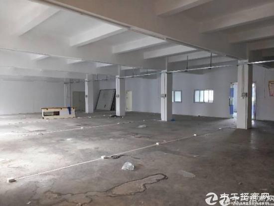 横岗原房东厂房带装修水电到位1000平出租