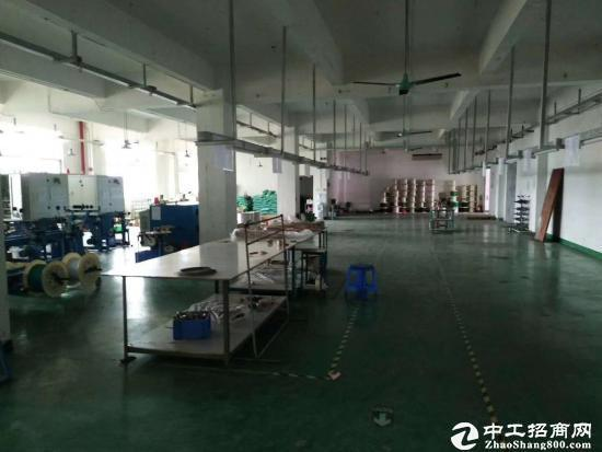 长安乌沙振安路边上新出楼上460平方带装修厂房招租