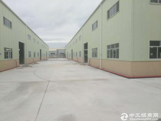 坑梓秀新工业区全新钢构滴水8米2600平出租