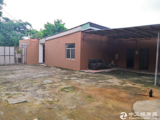 坑梓金沙原房东两层小独院2380平厂房招租