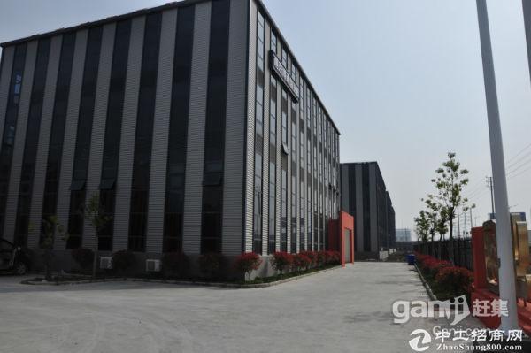[南谯厂房]首付80万起独立产权厂房,乌衣镇宁滁轻轨沿线开发