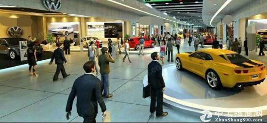 [厚街新盘]面积约36000平米,豪华装修,适合4s店,二手车市场等
