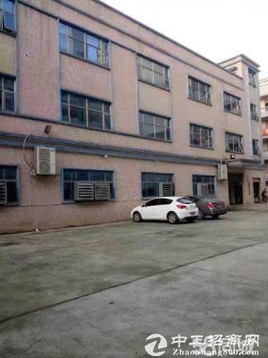 平湖红本厂房独院3000平方米招租,可分租