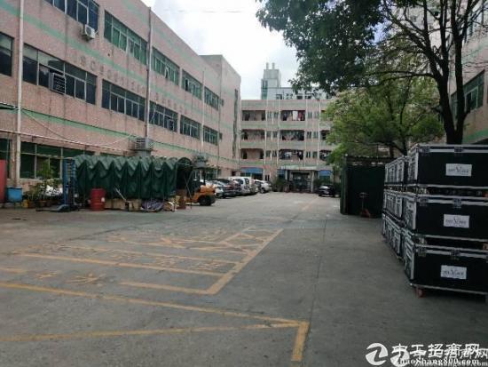 珊美村新出花园独院厂房三楼整层1730平方招租,可装峰谷表