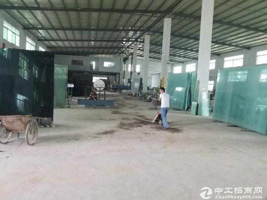 惠阳秋长独门独院钢构厂房21000平米招租