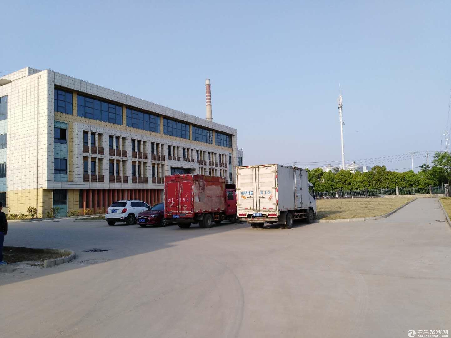 滁州经开区独门独院20亩标准工厂出售 紧邻轻轨口