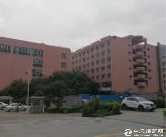 平湖华南城二楼厂房1500平米出租使用率高