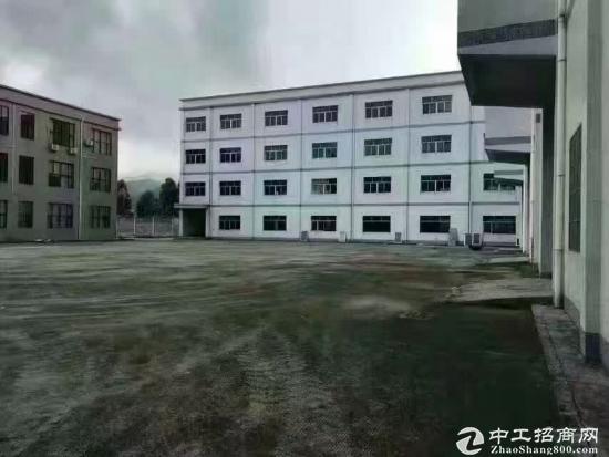 石岩洲石路物流仓库1-4层13700平方厂房招租可分租