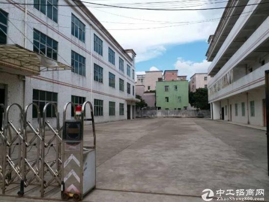 坪山新区竹坑第二工业区独院厂房4600平米