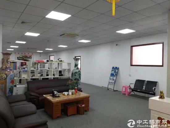 宝安石岩水田新出楼上740平米带装修厂房招租
