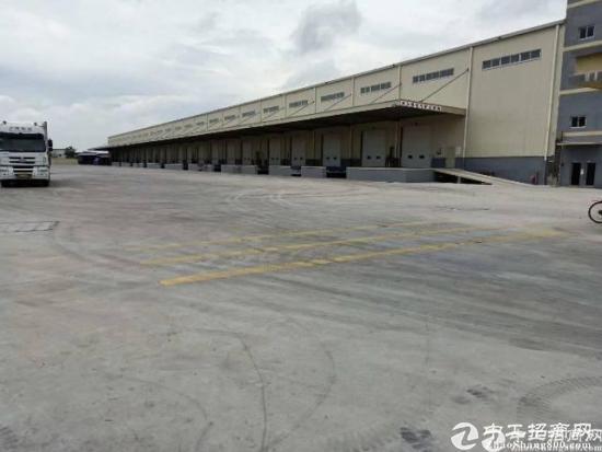 惠阳秋长独门独院物流仓出租27890平,可分租。