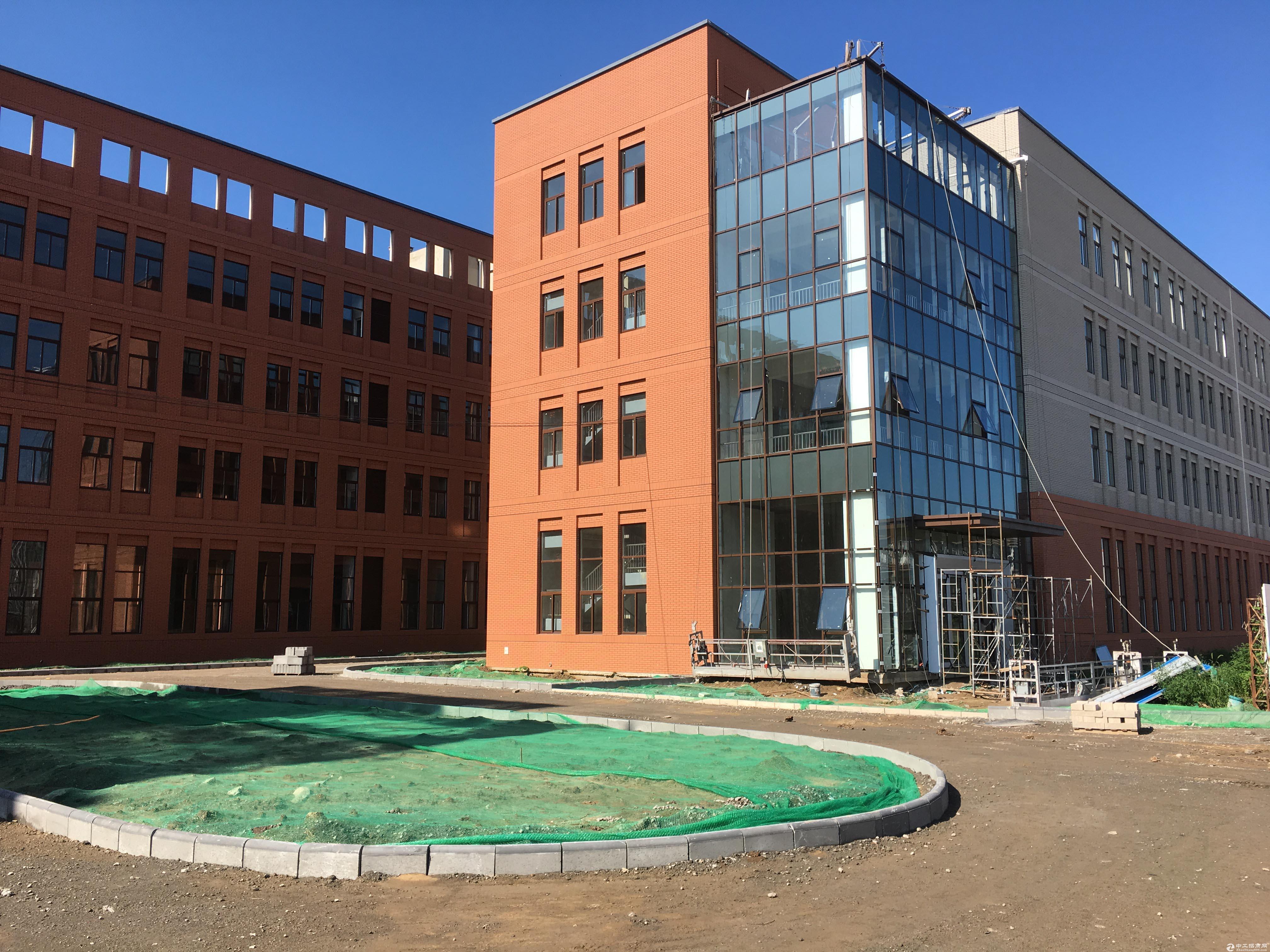 【出售】亦庄1641平优质独栋厂房,正规工业园,手续齐全
