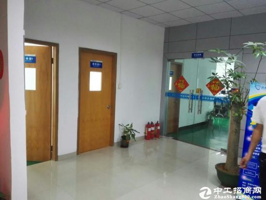 坪山高铁站附近精装修办公550平租18