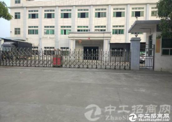 坪山碧岭新出独院4500平,有现成办公室。