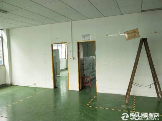 龙岗厂房500平700平1000平带装修办公室地坪漆-图4